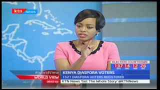 World View - 23rd March 2017 - [Part 2] - Kenya Diaspora Voters