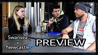 Three of us preview the Swansea City fixture
