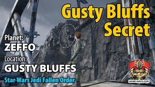 Video Zeffo Gusty Bluffs Secret Walkthrough