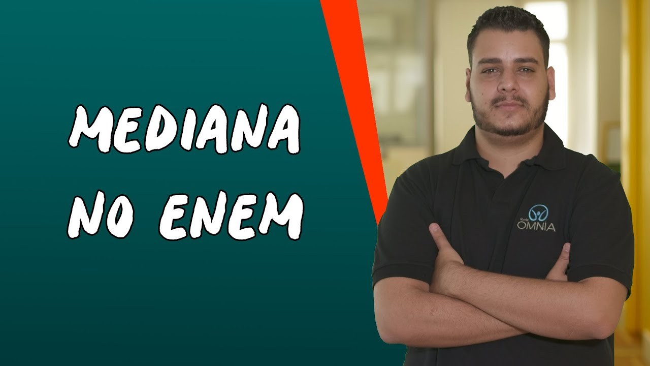 Mediana no Enem