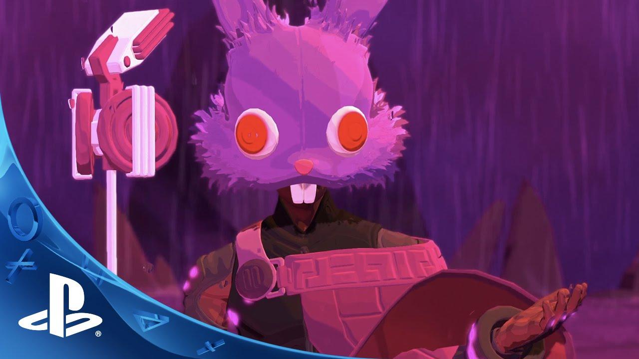 Introducing Furi, Coming to PS4 Next Year