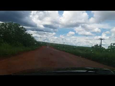 Estrada de Alto Araguaia á taquari..