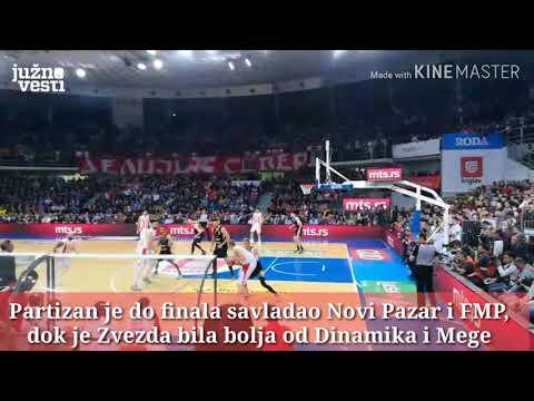 """Triler u """"Čairu"""", u poslednjim sekundama Partizan bio bolji i odbranio Kup"""