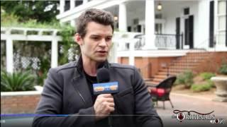 Daniel Gillies The Originals On Set Interview - Elijah & Hayleys Future & Fatherhood