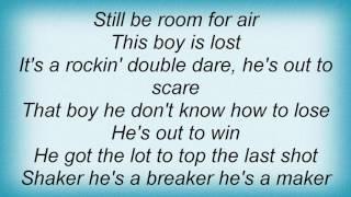 Ac Dc - Landslide Lyrics