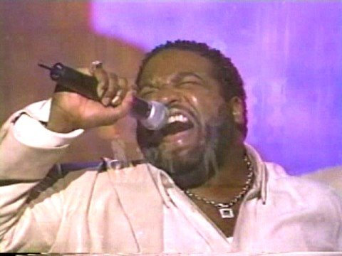 THE MIGHTY O'JAYS HONORED 2003
