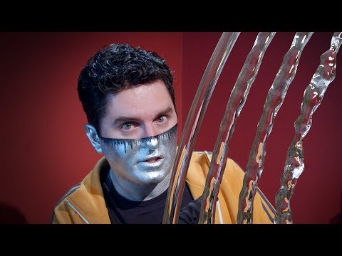 (Captain Disillusion) Laminar Flow DISAMBIGUATION