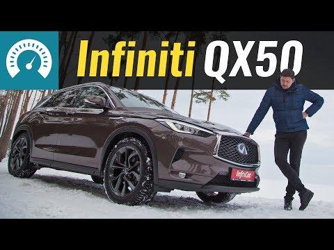 Тест драйв Infiniti QX50