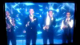jls Xfactor final 2008- i'm already there