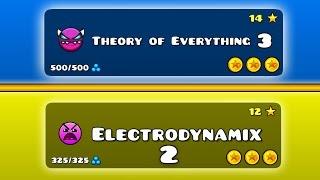 geometry dash 2 2 electrodynamix 2 theory of everything 3