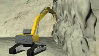 Tunelling Animation Tünel Açma Animasyonu