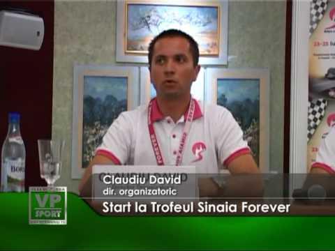 Start la Trofeul Sinaia Forever
