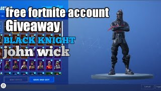 John Wick Account Giveaway Th Clip