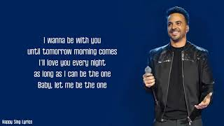 Luis Fonsi   Sola (English Version) (Lyrics)
