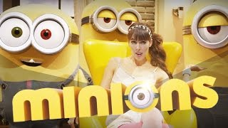Andy Grammer - Honey I'm Good PARODY (Minions)