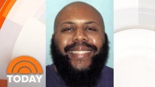 'Facebook Killer' Is Now The Object Of A Nationwide Manhunt | TODAY