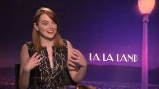 Emma Stone La La Land On Starring In Modernday Movie Musical