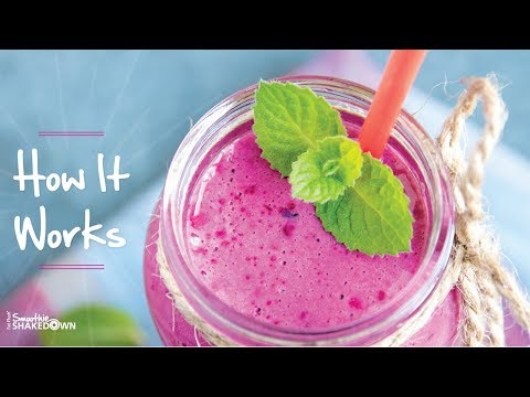 Fat Flush Smoothie Shakedown: How It Works
