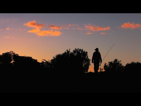 Australia - Tasmania Fly Fishing trailer