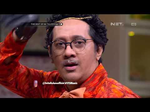 The Best of Ini Talk Show - Kocak Banget Penonton ber-Gimmick Akting dengan Personel JKT 48