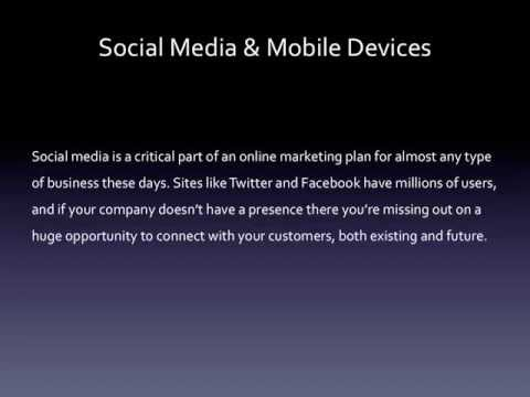 Mobile Marketing and Social Media by the Mobile Design Guys