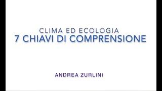 Clima ed Ecologia - 7 Chiavi