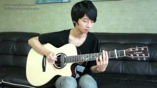 (Maroon 5) Payphone   Sungha Jung
