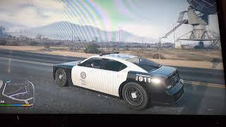 Police Buffalo and FIB Buffalo Location!!! (Gta5)