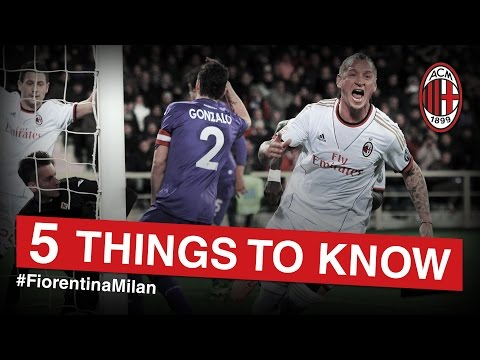 Fiorentina-Milan: 5 things to know | AC Milan Official