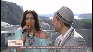 Miro Jaroš a Barbara Haščáková - Nepozerám (JOJ live) + Anjel