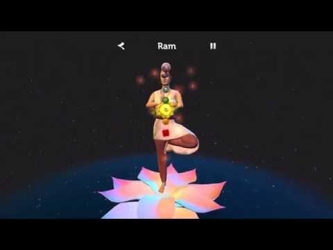 Video of Chakra Meditation