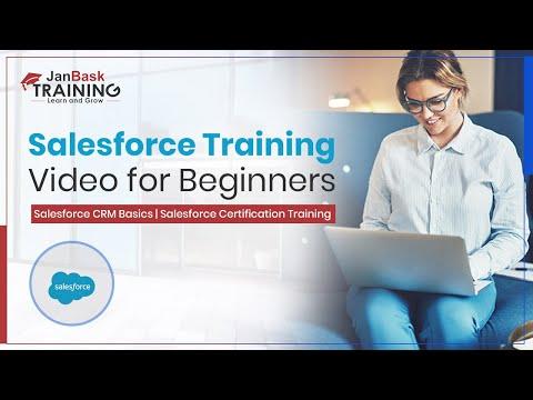 Salesforce Training Video for Beginners   Salesforce CRM Basics ...