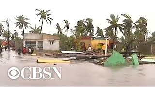 1,000 feared dead after cyclone hits Mozambique's main port city