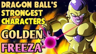 Strongest In Dragon Ball - Golden Frieza