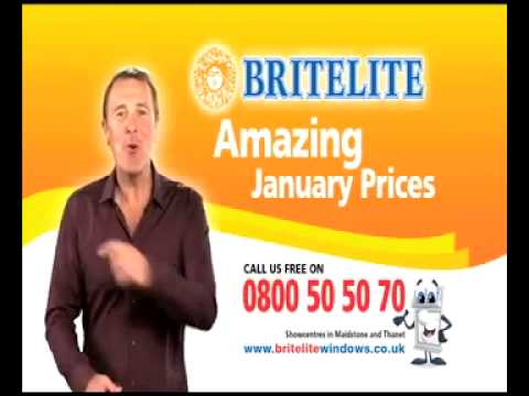 Britelite January 2011 Advert