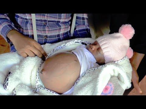 BABY BORN PREGNANT!!! /