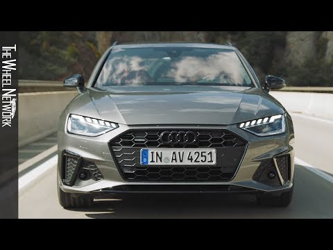 2020 Audi A4 Avant S Line Edition One | Driving, Interior, Exterior