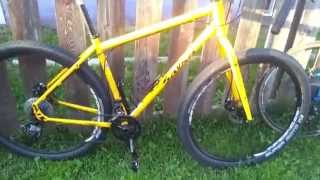 2014 Salsa Fargo 3. 29er Adventure Mountain Bike.