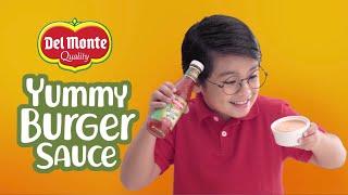 Del Monte Ketchup   Yummy Burger Sauce