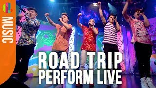 RoadTrip 'No No No' | LIVE PERFORMANCE!