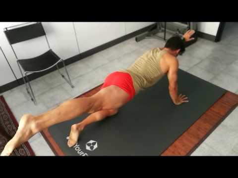 "Recensione Fitnessmat mega - Tappeto fitness ""ASHANTI"" cm 190x100x1"