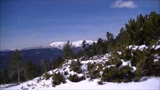 preview picture of video 'Per meditar (II) - Ribes de Freser-Collet de les Barraques-Vilamanya-Ribes de Freser - METEORIBES'