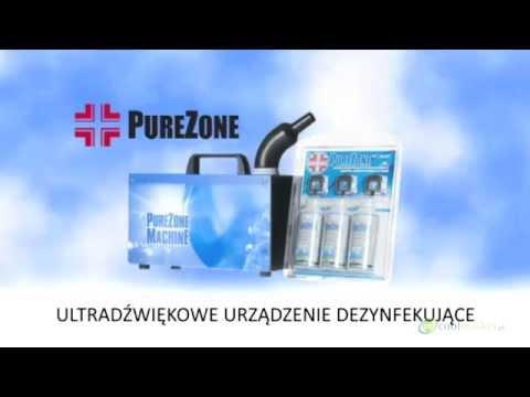 Ultradźwiękowe urządzenie dezynfekujące PureZone Coolmarket - zdjęcie