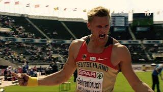 Pascal Behrenbruch Shot Put 16,89m Helsinki 2012