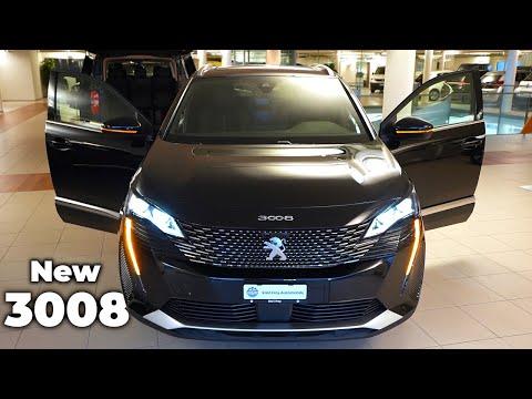 Peugeot 3008 Facelift 2021