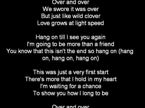 Weezer-HANG ON (LYRICS)