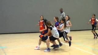Potomac Valley Vogues Vs. Nova 94 3rd Grade