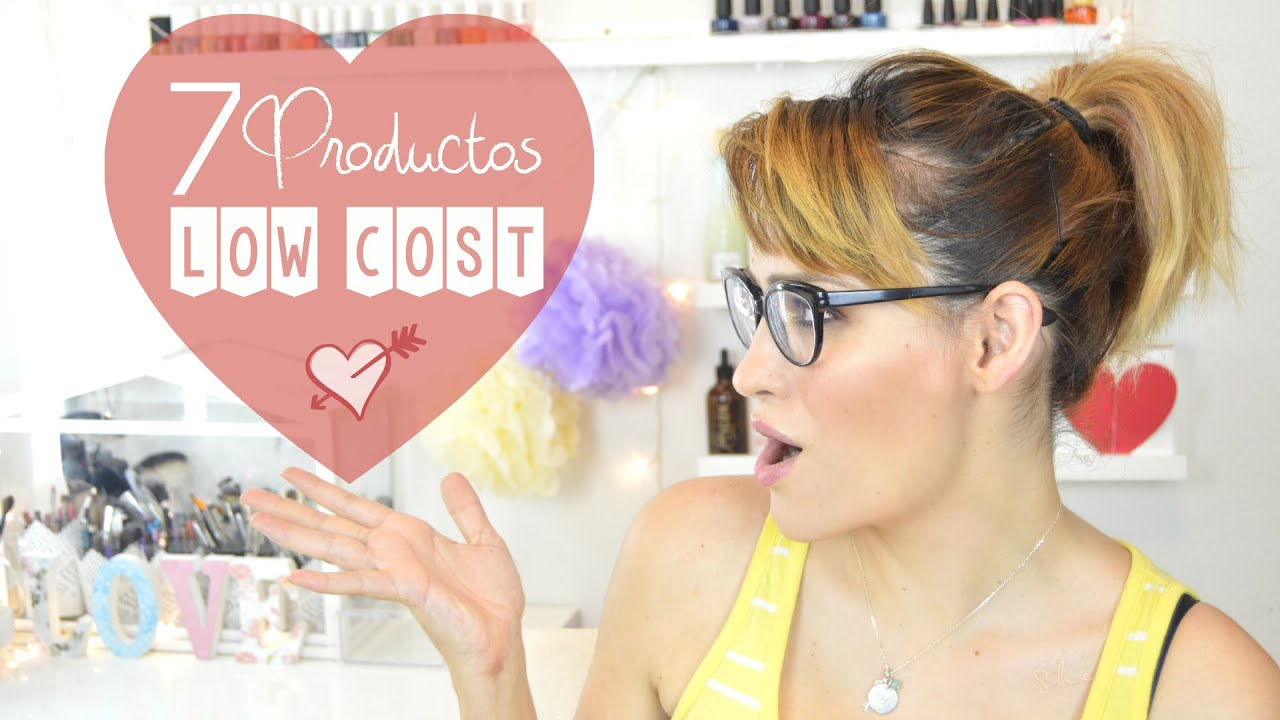 7 Productos low cost favoritos