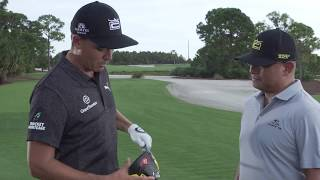 Rickie Fowler KING F9 SPEEDBACK Driver Reaction