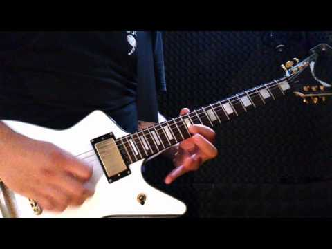 "This is my entry to the ARCH ENEMY ""Guitar Playthrough Contest"" (#‎wareternalbloodstorm). It's a slightly revised cove"